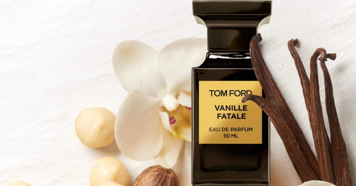 парфюм ревью Tom Ford Vanille Fatale 2017 обзоры ароматов