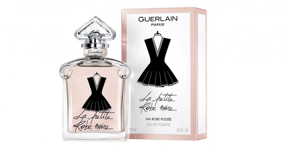 Guerlain La Petite Robe Noire Ma Robe Plissée ~ Новые ароматы