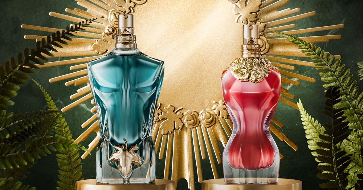 Jean Paul Gaultier: Le Beau & La Belle ~ Новые ароматы