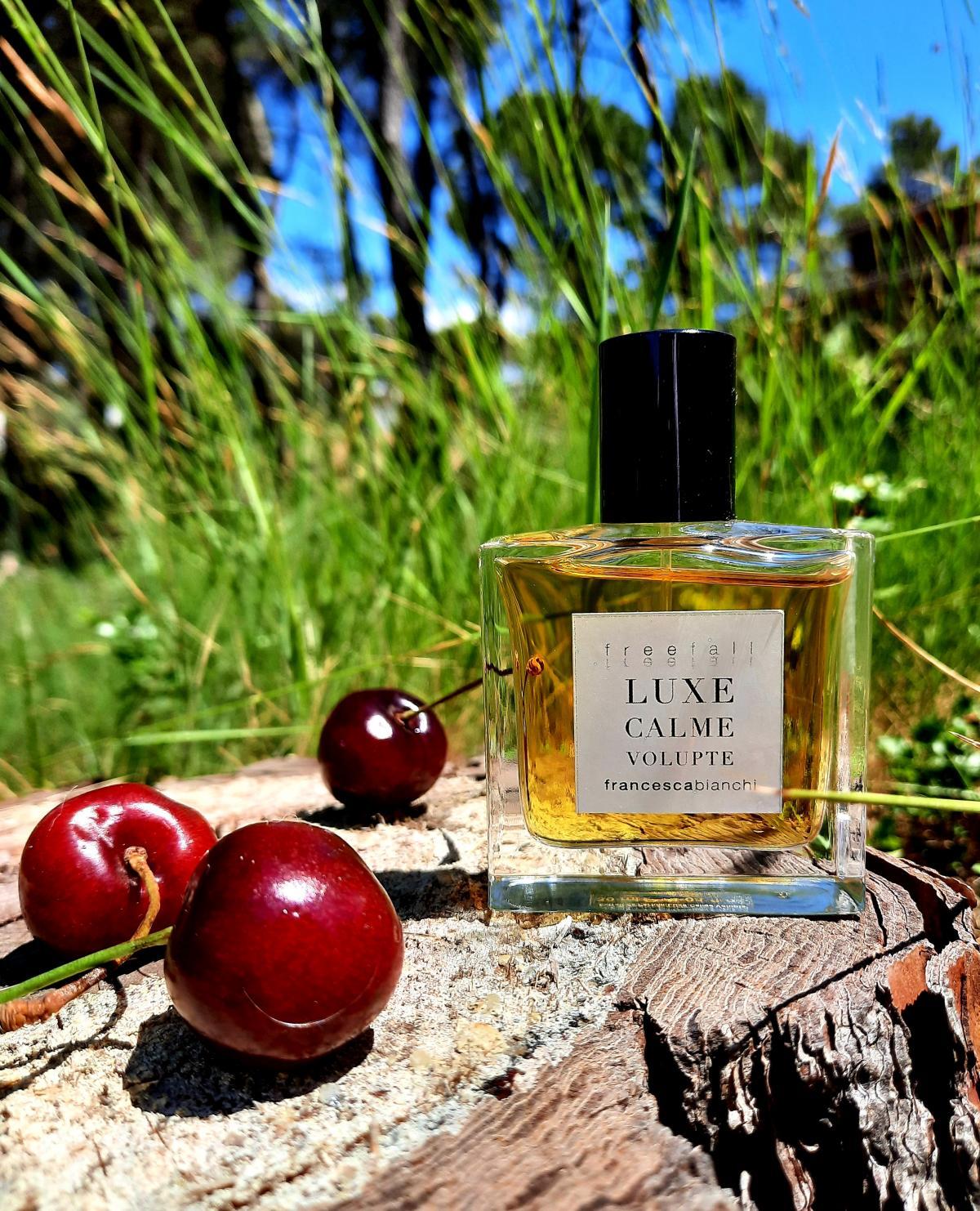 Luxe Calme Volupte Francesca Bianchi - una novità fragranza unisex 2021