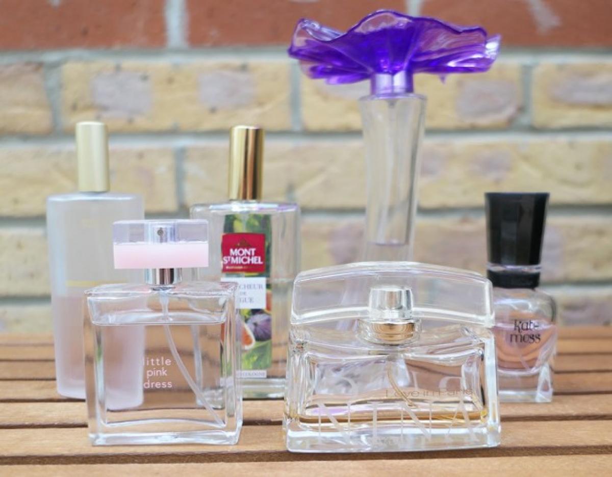 pink dress parfum