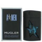 7929fb7c7 Angel by Thierry Mugler A men 3.4oz EDT Refillable Rubber Spray men Thierry  Mugler