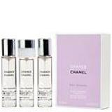 18e17b01f Chanel Chance Eau Tendre by Chanel EDT Spray Refills .7 oz Quantity Of  Three for